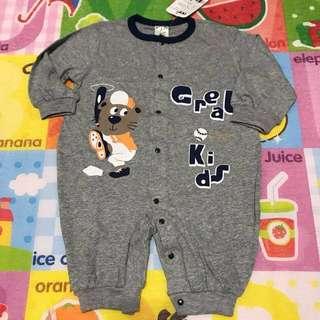 (全新)嬰幼兒連身衣