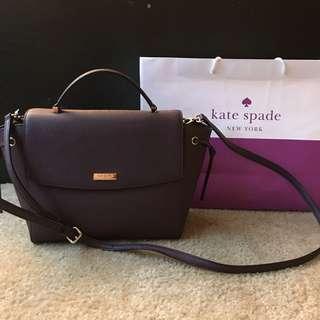 Kate Spade Bag Mahogany