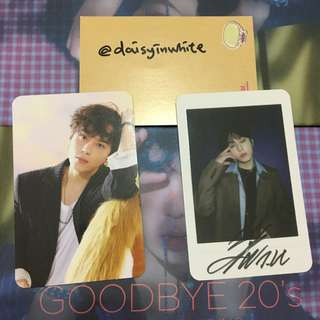 [WTS] Highlight Yong Junhyung official pc & polaroid