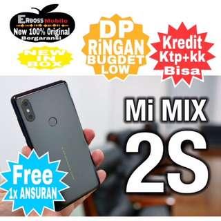 Xiaomi MiMix 2S-64/6GB New Original-Cash/Kredit Ditoko DP 3jt Call/Wa;081905288895