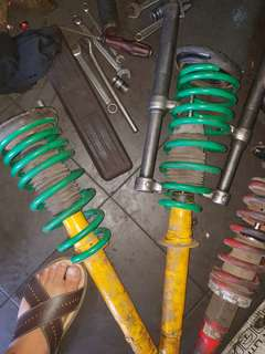 Perdana sport spring suspension