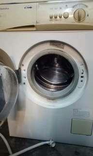 mesin basuh washing machine washer Electrolux 6kg