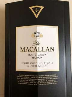 Macallan Black