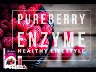 Pure Berry Enzyme (GMP HSA KKM HALAL MESTI)