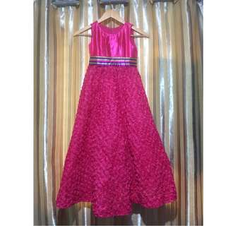 Pink Dress for Girls ages 7-9