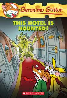 (BN) Geronimo Stilton #50 This Hotel is Haunted!