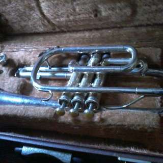 Trumpet YCR231S YAMAHA MADE IN JAPAN
