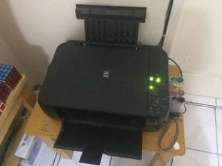 Printer Infus Canon MP287