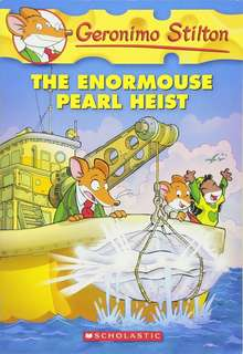 (BN) Geronimo Stilton #51 The Enormouse Pearl Heist