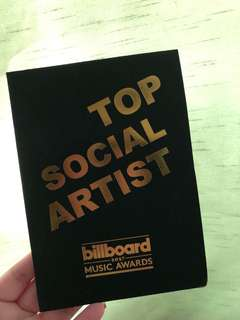 BTS Top Social Artist first win at the BBMAs
