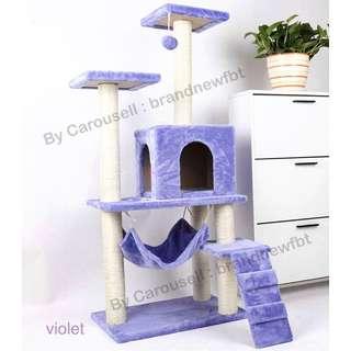Cat condo cat tree house