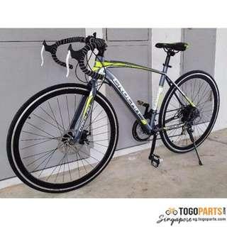 Crolan road racing bike bicycle Shimano gears Excellent condition No repairs needed