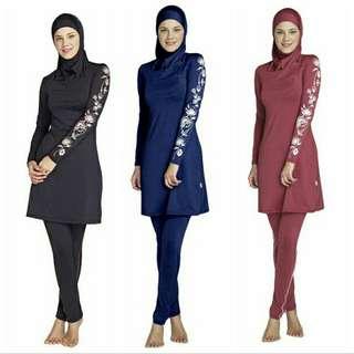 Muslim Women Beach Swimming Suit