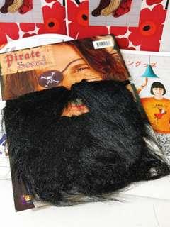 派對裝扮 海盜鬍子