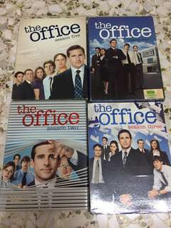USA series: The Office