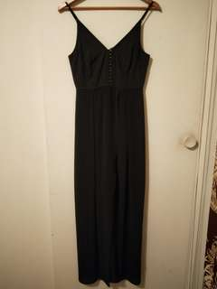 Black Tokito dress size 8