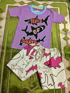 Setelan shark