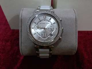 MK (Michael Kors) Watch 女装手錶,全新