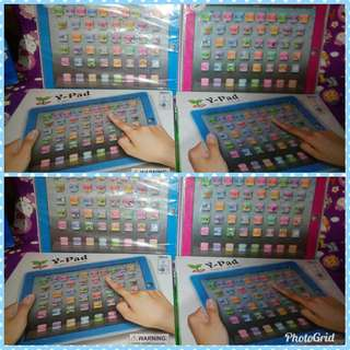 YPAD LEARNING TABLETS