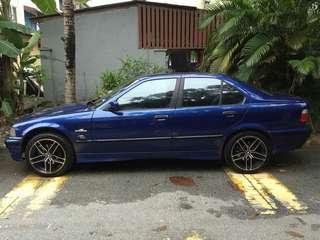 BMW E36 2.5