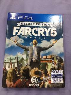 Farcry 5 (Deluxe Edition)