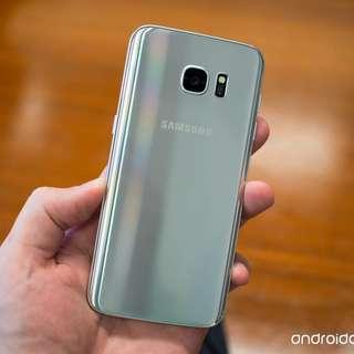 Samsung S7 Silver