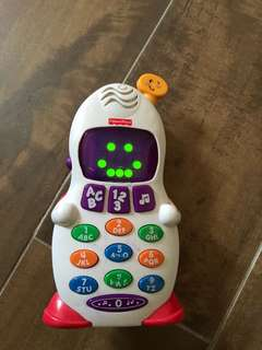 Fisher Price Laugh and Learn Learning Phone