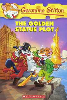 (BN) Geronimo Stilton #55 The Golden Statue Plot