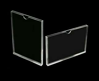 [PO] Acrylic A4 holder - Horizontal or Vertical