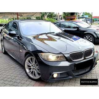 2010 BMW 3 SERIES 2.5 (A) USED *SG CAR*