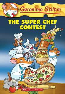(BN) Geronimo Stilton #58 The Super Chef Contest