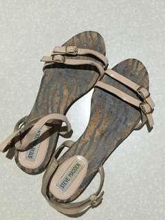 Steve Madden Cork Sandals