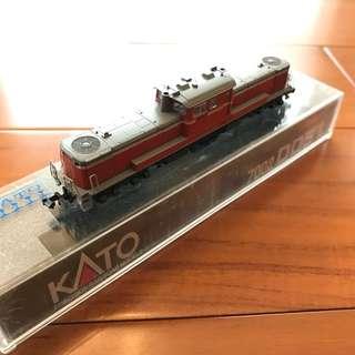 🚚 KATO N規 動力車 7002 DD51 全新