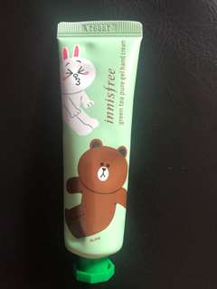INNISFREE GREEN TEA HAND CREAM