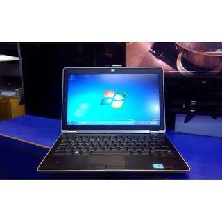 #轉讓 (美國品牌) Dell i5-E6220 高質快速手提電腦