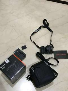 SONY ALPHA 6300 BLACK