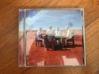 Muse Black Holes and Other Revelations CD