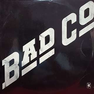 VINYL RECORD-  BAD COMPANY