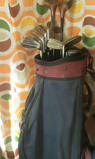 maruman  golf 17k set