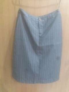 Working grey skirt