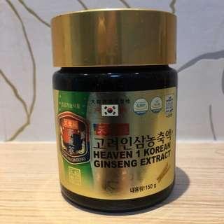 🚚 誘 想 買 韓 惑 💝 正韓國 人蔘膏液 保期至2020/2/4 現貨在台