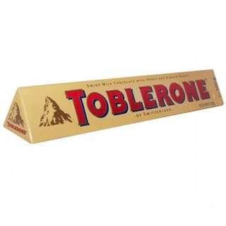 SUPER SALE TOBLERONE