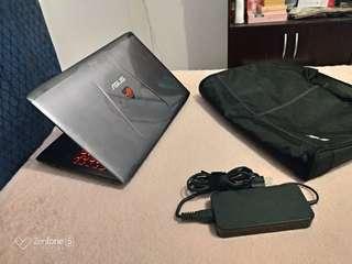 Asus ROG Core i7 Skylake 16GB Ram GTX960M Nvidia GDDR5 FullHD Gamers PC