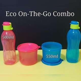🚚 Tupperware - Eco On-the-Go