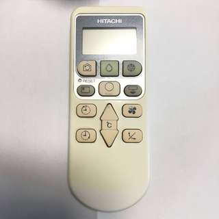 Hitachi 冷氣遙控器 RASS13CAK
