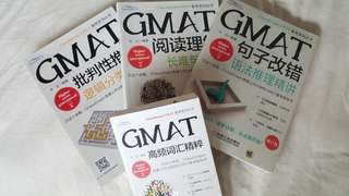 ChaseDream GMAT 備考系列