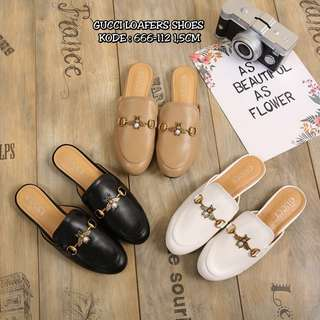 NEW ARRIVAL GUCCI LOAFERS SHOES 666-112