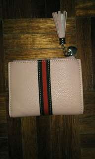 GUCCI INSPIRED PINK WALLET