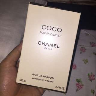 Auth Chanel Coco Mademoiselle