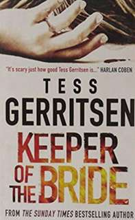 The Keeper of the Bride (E- BOOK) by Tess Gerritsen
